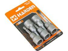 5pcs ¼ Hex 14mm 65mm Professional Metric Socket Magnetic Nut Drivers