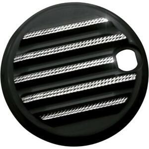 C1126-D Covingtons Fuel Door - Finned - Black Diamond Edge
