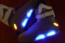 BACK TO THE FUTURE universal studios licensed AIR MAG sz 10 auto nike adapt