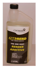 CROMAR PRO REND 3 IN 1 RENDER MIX ADDITIVE CONCENTRATE PLASTICISER 1 LITRE 1L