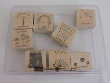 Stampin Up Fun Filled Stamps Set 8 Make a Wish Shopping Shopaholic DIY Craft