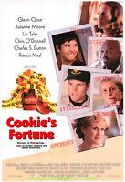 COOKIE'S FORTUNE MOVIE POSTER Original 27x40 Rolled 1999 ROBERT ALTMAN