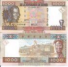 GUINEA BILLETE 1000 FRANCS 2006 P 40