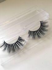 100% 3D Mink False Eyelashes Like Lilly Lashes Huda Eudora Velour Unicorn Style