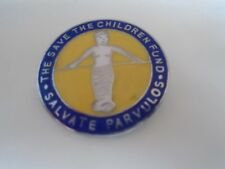 The Save The Children Fund Badge