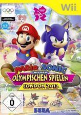 Nintendo Wii +Wii U Mario und Sonic bei den Olympischen Spielen London 2012 Neuw