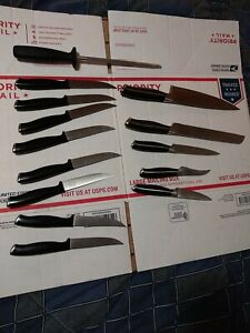 🚨Chicago Cutlery Fusion 14 Piece Knife Set🇺🇸