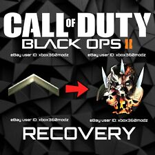 Call of Duty Black Ops 2 Remote Recovery | Unlock All - Xbox 360 & Xbox One