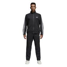 Adidas Men Athletics Tracksuit Running Training Workout Gym Set Light BK4103 New