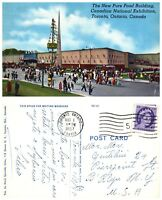 CANADA Postcard -Toronto, New Pure Food Bldg, Canadian National Exhibition (B22)