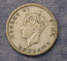 1938 Fiji Silver Shilling --  Low Mintage Coin