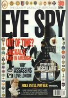 Eye Spy Magazine  Vol.7 #50 2007 Alan Turing James Schlesinger  053019DBE