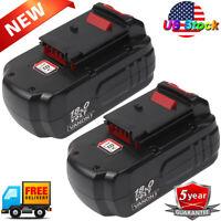 For PORTER-CABLE PC18B PC188 18-Volt Battery PC18BLX,PCMVC PCXMVC PC18BL,PCC489N