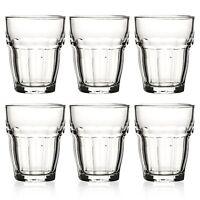 6 12 Bormioli Rocco 70ml Rock Verbindung Gläser Shot Wodka Likör Schieß Partyset