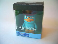 Vinylmation Phineas And Ferb Agent P
