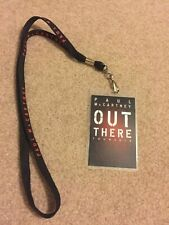 Paul McCartney Out There 2013 Tour Badge