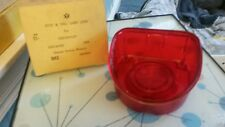1968 Chevrolet  Biscayne NORS 1043 Tail Stop Lamp Lens in Box