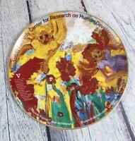 Decorative Plate Vanderbilt Kennedy Center Arts Kids In The Street George Zuniga Ebay