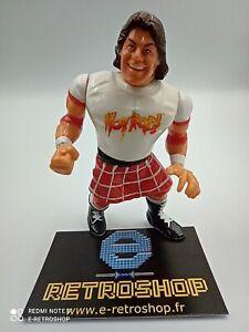 Figurine catcheur Roddy « Rowdy » Piper WWE WWF HASBRO 1990 Titan sport