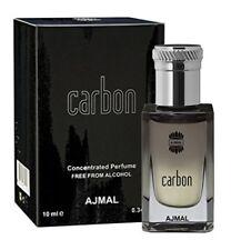 Ajmal Carbon Concentrated Perfume Oil Attar 10 ml non Alcoholic Men