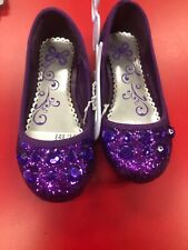 Toddler Girls The Chuldrens Place Purple Dress Shoes