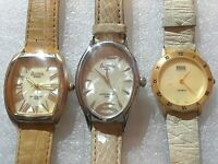 Watches for parts or repair. Activa Swiss, Fossil collection club Fossil
