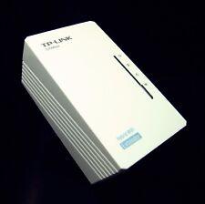 TP-LINK HSE (EU) AV500 Hybrid WIFI Extender WLAN Powerline Adapter