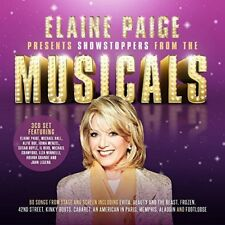 Elaine Paige Presents Showstoppers from the Musicals [CD]