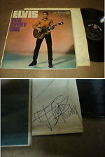 """@ ELVIS PRESLEY 33 TOURS LP 12"""" UK FOR EVERY ONE ***SIGNED***"""