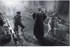 Tazio Secchiaroli - Satyricon - Federico Fellini - Epreuve argentique mai 1969 -