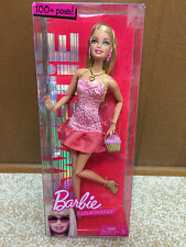 Fashionistas Sweetie Barbie Doll Articulated Jointed Posable 100+ Poses