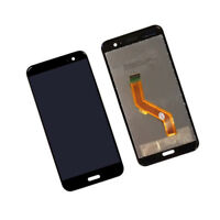 For HTC U11 / U11 Life LCD Display Touch Screen Digitizer Assembly Black QC