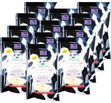 x12p.Spa Milk Salt YOKO Skin Whitening Smooth Enriched Vitamin E AHA Body Scrubs