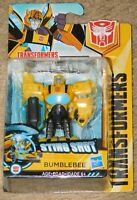 TRANSFORMERS CYBERVERSE STING SHOT SCOUT CLASS BUMBLEBEE (New In Package)