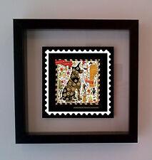 Retro Pop Art incorniciato Steve Earle Washington Square piastrella in ceramica GRATIS UK P & P
