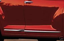 05-08 Chrysler Pt Cruiser 4 Door Sedan Chrome Door Moldings Set of 4 Mopar Oem