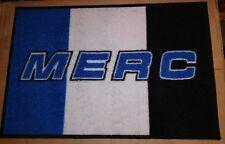 MERC Snowmobile Vintage Retro logo door mat Sno Twister, Trail Twister
