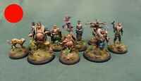 Bushido CGT studios Sylvermoon syndicate pro painted ready to play Warhammer