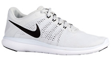 NEW Men's NIKE Flex RN 2016 Running Trainers Shoes Size: 6 Color: White