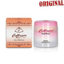2Pcs/Box Vitamin E Day And Night Cream Collagen Beauty Brightening And Blemish