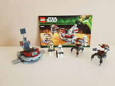 LEGO Star Wars 75000 Clone Troopers vs. Droidekas (2013) complet
