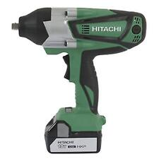 Hitachi WR18DSHL 18-Volt Cordless Lithium-Ion High-Torque Impact Wrench