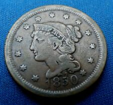 1850 UNITED STATES LARGE CENT