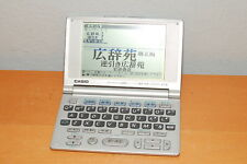 Casio Xd-V4000 Electronic Dictionary