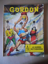 GORDON n°6 1977 edizioni Spada  [G432] BUONO