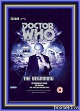 DOCTOR WHO-THE BEGINNING (An Unearthly Child/The Daleks/The Edge of Destruction)