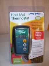 Hydrofarm Jump Start MTPRTC Digital Control Germination Heat Mat Thermostat