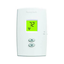Honeywell PRO 1000 Digital Non-Programmable Heat Only 1H Thermostat TH1100DV1000