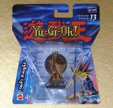 "Mattel YU-GI-OH! 2004 Series 13 5/10 (2"" Fig.)  Jack's Knight(B9986) + Holo-Tile"