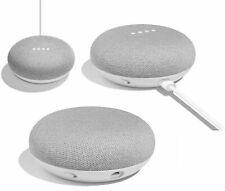 NEW Google Home Mini Smart Assistant - Chalk